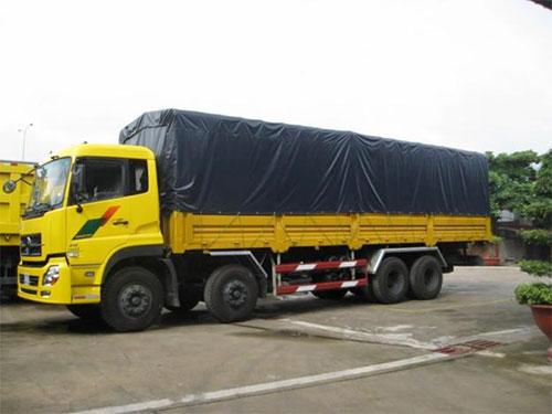 Vận chuyển và giao nhận hàng hóa xe 20 tấn (Xe 4 chân)